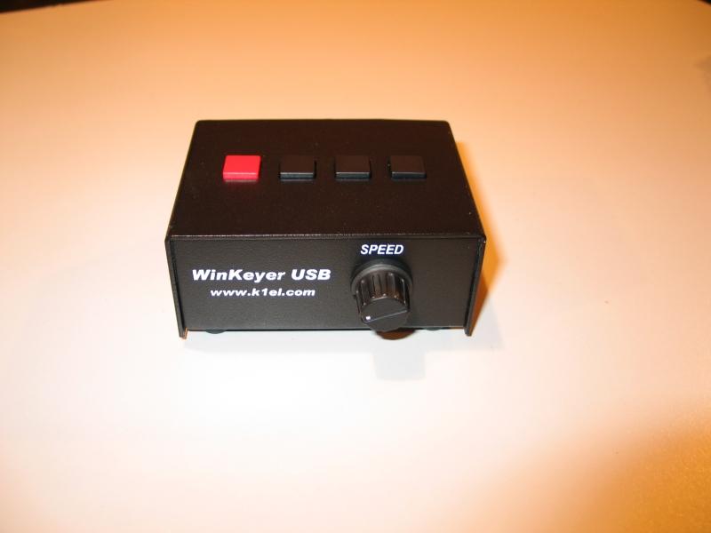 WKUSB CW Keyer Kit
